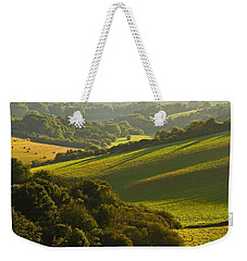 South Downs Weekender Tote Bag