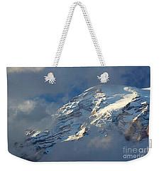 South Face - Mount Rainier Weekender Tote Bag