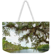 South Fork Of The Saint Lucie River Weekender Tote Bag