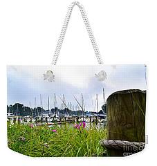 South Haven Marina Weekender Tote Bag