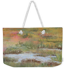 South Jersey Marsh Weekender Tote Bag