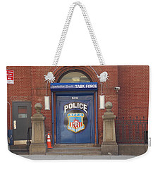 South Manhattan Task Force 1 Weekender Tote Bag