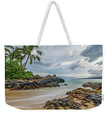 South Maui Secret Beach Weekender Tote Bag