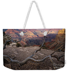 South Rim Golden Hour Weekender Tote Bag