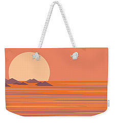 South Seas Weekender Tote Bag
