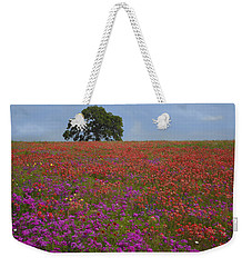 South Texas Bloom Weekender Tote Bag
