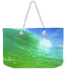 South Walton Surf Weekender Tote Bag by JC Findley