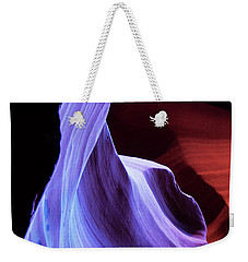 Weekender Tote Bag featuring the photograph South Wrest Color by Norman Hall