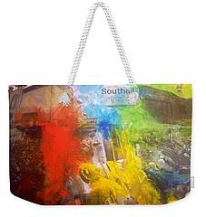 Southall Nagar Kirtan Weekender Tote Bag