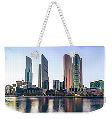 Southbank Melbourne Weekender Tote Bag