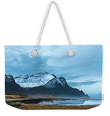 Southeast Iceland Countryside Weekender Tote Bag