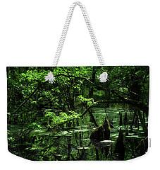 Southeast Texas Swamp 1 Weekender Tote Bag