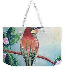 Southern Bee-eater Weekender Tote Bag
