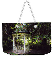 Weekender Tote Bag featuring the photograph Southern Charm by Jessica Brawley