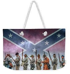 Southern Heritage Southern Pride Weekender Tote Bag by Randy Steele
