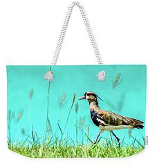 Southern Lapwing Weekender Tote Bag
