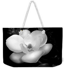 Southern Magnolia Passion Weekender Tote Bag