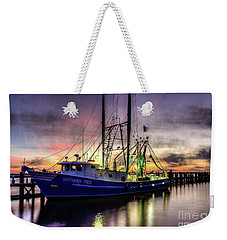Weekender Tote Bag featuring the photograph Southern Pride by Maddalena McDonald