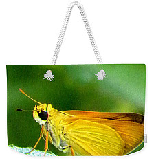 Southern Skipperling Butterfly 001  Weekender Tote Bag
