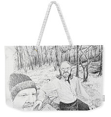 Southern Terminus  Weekender Tote Bag by Daniel Reed