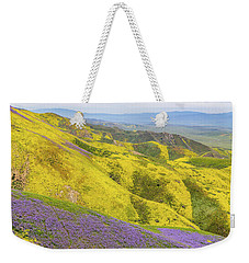 Weekender Tote Bag featuring the photograph Southern View by Marc Crumpler