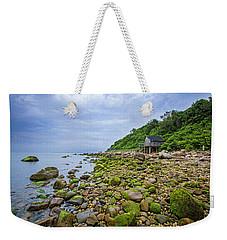 Southold Sound Shack Weekender Tote Bag