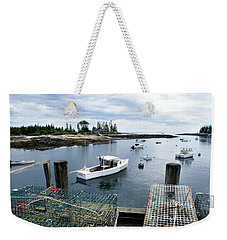 Southport Maine Weekender Tote Bag