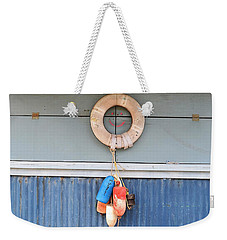 Southport Nautical Impressions Weekender Tote Bag