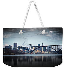 Southside And The High Bridge Weekender Tote Bag