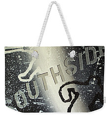 Southside Sox Weekender Tote Bag by Melissa Goodrich