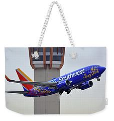 Southwest 737-7l9 N7816b Coco Phoenix Sky Harbor November 30 2017 Weekender Tote Bag