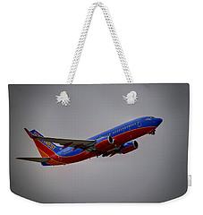 Southwest Departure Weekender Tote Bag