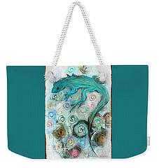 Southwest Lizard Art Weekender Tote Bag