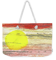 Southwest Moment Weekender Tote Bag by R Kyllo
