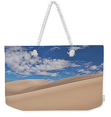 Southwest Sands Of Colorado Weekender Tote Bag