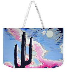 Southwest Skies 2 Weekender Tote Bag by J R Seymour