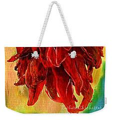 Southwest Sunlit Ristra Weekender Tote Bag