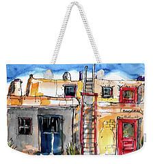 Southwestern Home Weekender Tote Bag