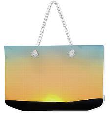 Southwestern Sunset Weekender Tote Bag