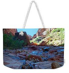 Sowats Creek Kanab Wilderness Grand Canyon National Park Weekender Tote Bag