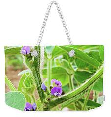 Soybean  Weekender Tote Bag