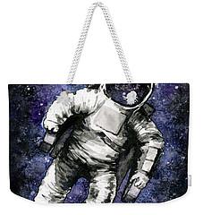 Spaaaaace Weekender Tote Bag