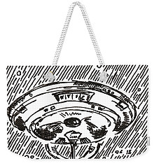 Space 2 2015 - Aceo Weekender Tote Bag