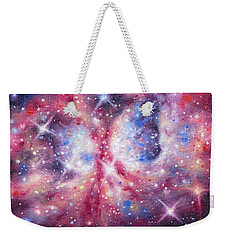 Space 2 Weekender Tote Bag