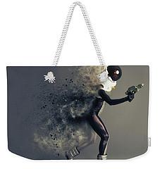Space Cadet Weekender Tote Bag by Nichola Denny