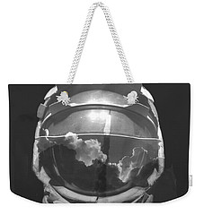 Weekender Tote Bag featuring the photograph Space Flight by David Lee Thompson
