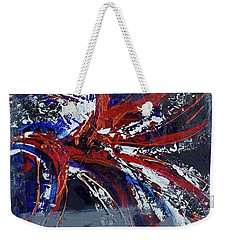 Space Infinity Weekender Tote Bag
