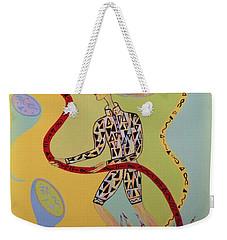 Space Traveler Weekender Tote Bag