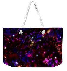 Space Walk Fantasy Weekender Tote Bag