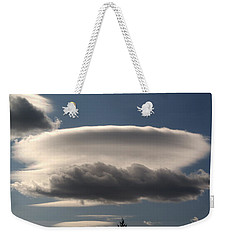 Spacecloud Weekender Tote Bag